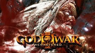 God of War 3 Remastered Gameplay German PS4 #15 - Zeus Boss Fight