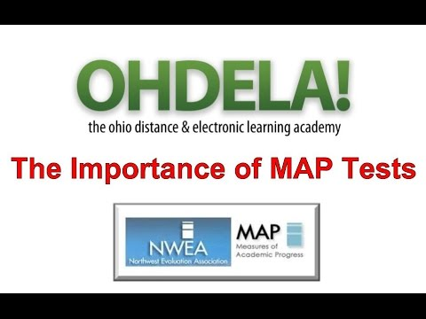 The Importance Of MAP Testing For OHDELA Students!