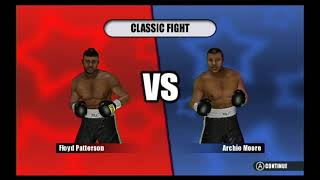 Don King Boxing Wii gameplay