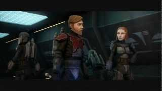Sneak peek #2 of Star Wars: The Clone Wars Season 5