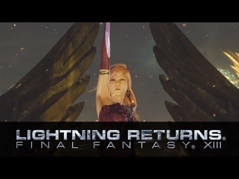 Launch Trailer - LIGHTNING RETURNS: FINAL FANTASY XIII