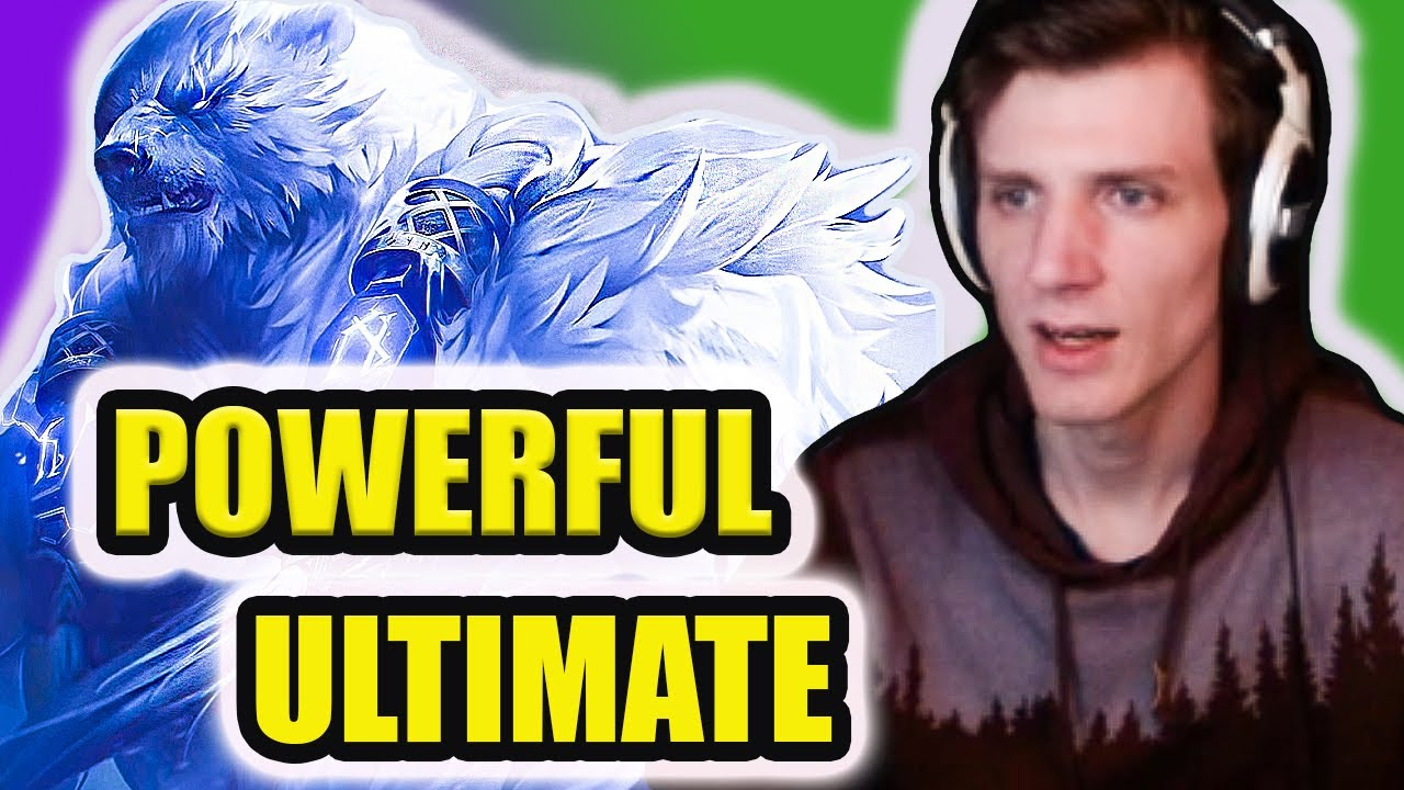 HASHINSHIN || Volibear ultimate is Extremely Powerful but it Has Long CD..