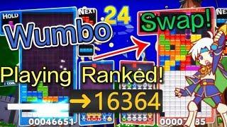 Puyo Puyo Tetris – Wumbo Ranked! 15879➜16364 (PC)