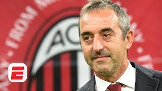 AC Milan are shackled by Marco Giampaolo's instructions - Mina Rzouki | Serie A