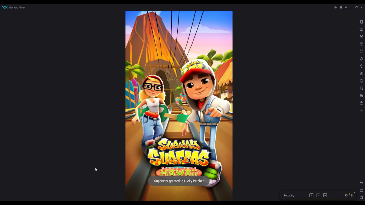 Subway Surfers cheat - Unlimited gold and unlimited keys