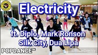 [POPDANCE™] Silk City, Dua Lipa - Electricity ft. Diplo, Mark Ronson #POPDANCEPOWER #POPDANCE Video