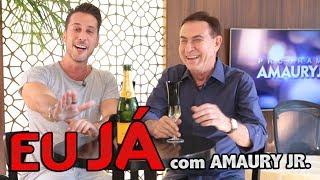 Amaury Jr. revela sonhos eróticos com Ana Maria Braga