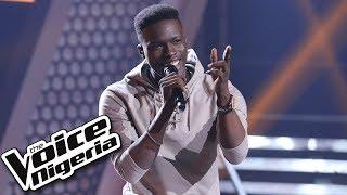 Afolayan - E no easy  Live Show  The Voice Nigeria Season 2