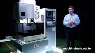 Wire Cut EDM/Wire CNC EDM/CNC Wire Cutting Machine/CNC Wire Cutting EDM- HD Video by S&J Corp