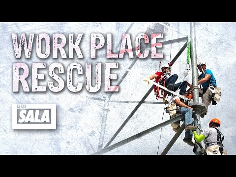 Work Place Rescue Training with DBI Sala - GME Supply