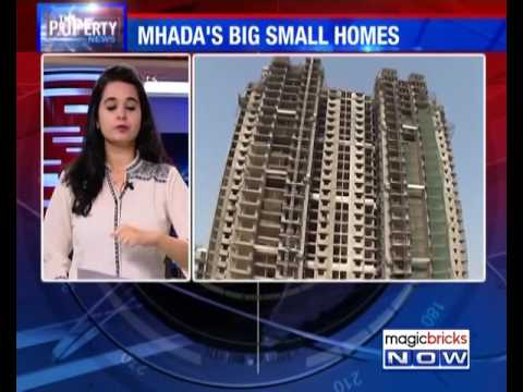MHADA to build 1.5 lakh affordable homes in Mumbai – The Property News