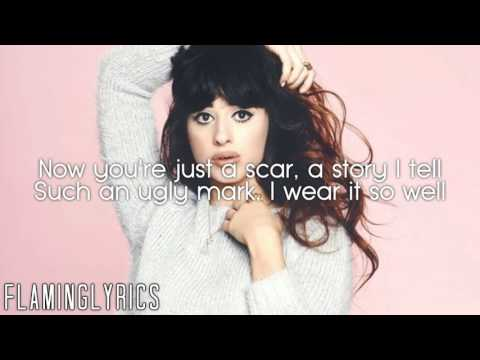foxes - scar - \lyrics\