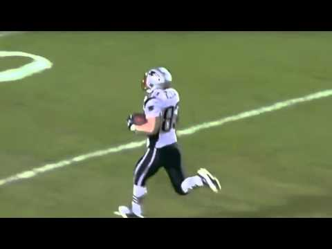 Top Ten Touchdowns of Tom Brady's Career