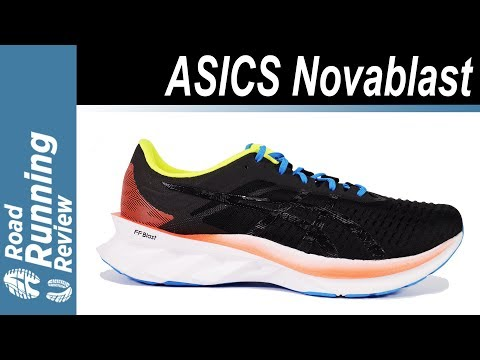 ASICS Novablast Review | ¿De verdad estamos ante unas ASICS?