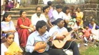 Goa Folk Songs - Group singing at Picnic