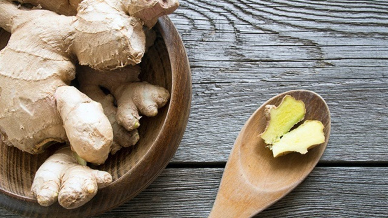 Sexual impotence treatment using ginger