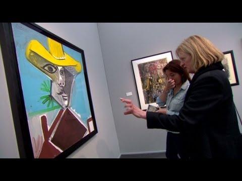 Investors spend millions at London art fair