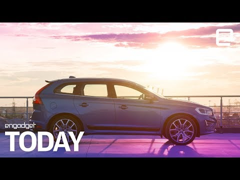 Uber orders thousands of Volvo SUVs for self-driving fleet | Engadget Today