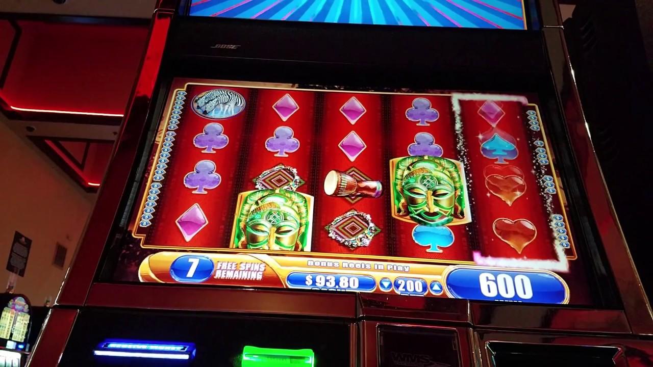 Great africa slot machine online