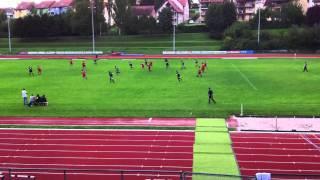 FC ISTANBUL Sarreguemines- Hundling : 2-0 (2011-2012) 1er but MURAT YUCE