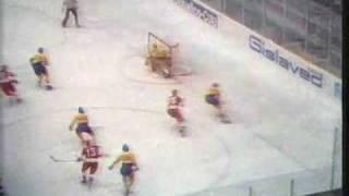 Hockeykavalkad Del 1(av 2) ur Sport Ni Minns 88