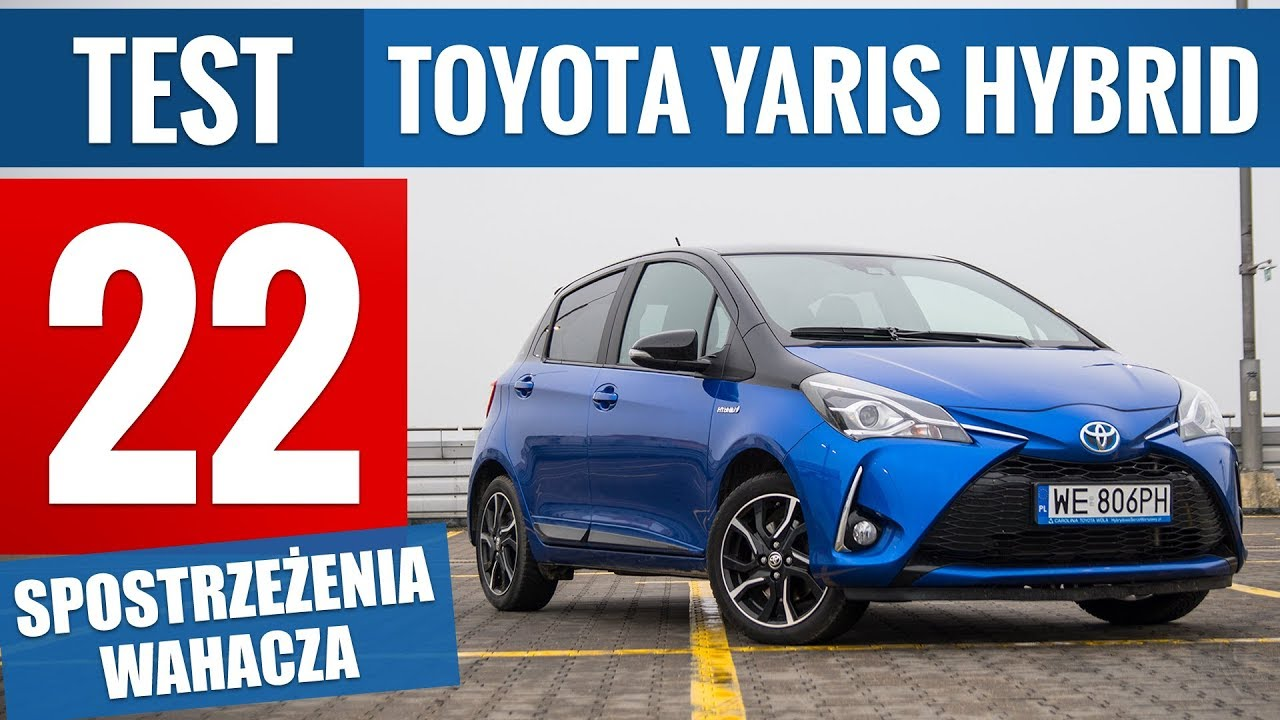 toyota yaris hybrid selection 2018 test pl youtube. Black Bedroom Furniture Sets. Home Design Ideas