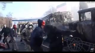 Прикол !!! Прикол !!! Я плакал от смеха!!! Майдан Украина Крым конфликт война. Вот это воин!!!