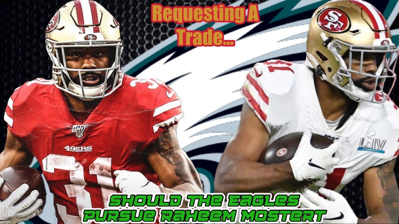 Eagles Rumors: Raheem Mostert Request Trade Should The Eagles Pursue Him?