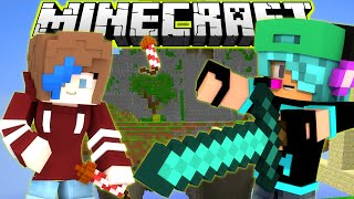 MINECRAFT EGG WARS | SUPER COOL NEW MAP | GAMER CHAD & RADIOJH GAMES