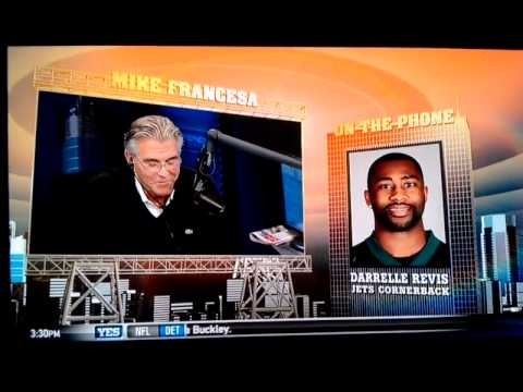 Darrelle Revis hangs up on Francesa - Whole Thing