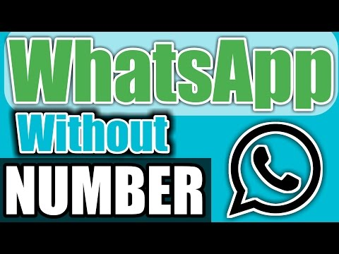 How To Install and Activate WhatsApp Without OTP Number