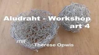 art 4  Workshop Aludraht