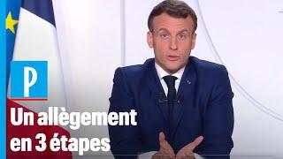 Attestations, Noël, restaurants... ce qu'il faut retenir des annonces de Macron