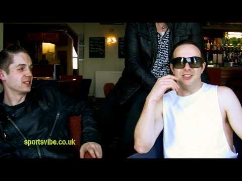 Glasvegas talk football, Old Firm and music - Sportsvibe TV