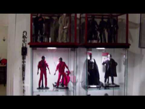 New Glass Display Cabinets For My 16 Scale Figures Detolf Youtube