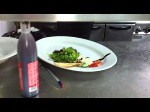 The Kitchen Of Palmera Restaurant