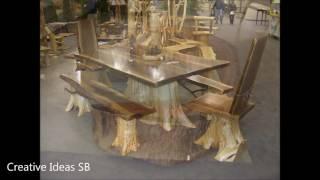 New 50 Log Wood DIY Creative Ideas 2016 - Log wood home ideas Part.2 -newest home decor
