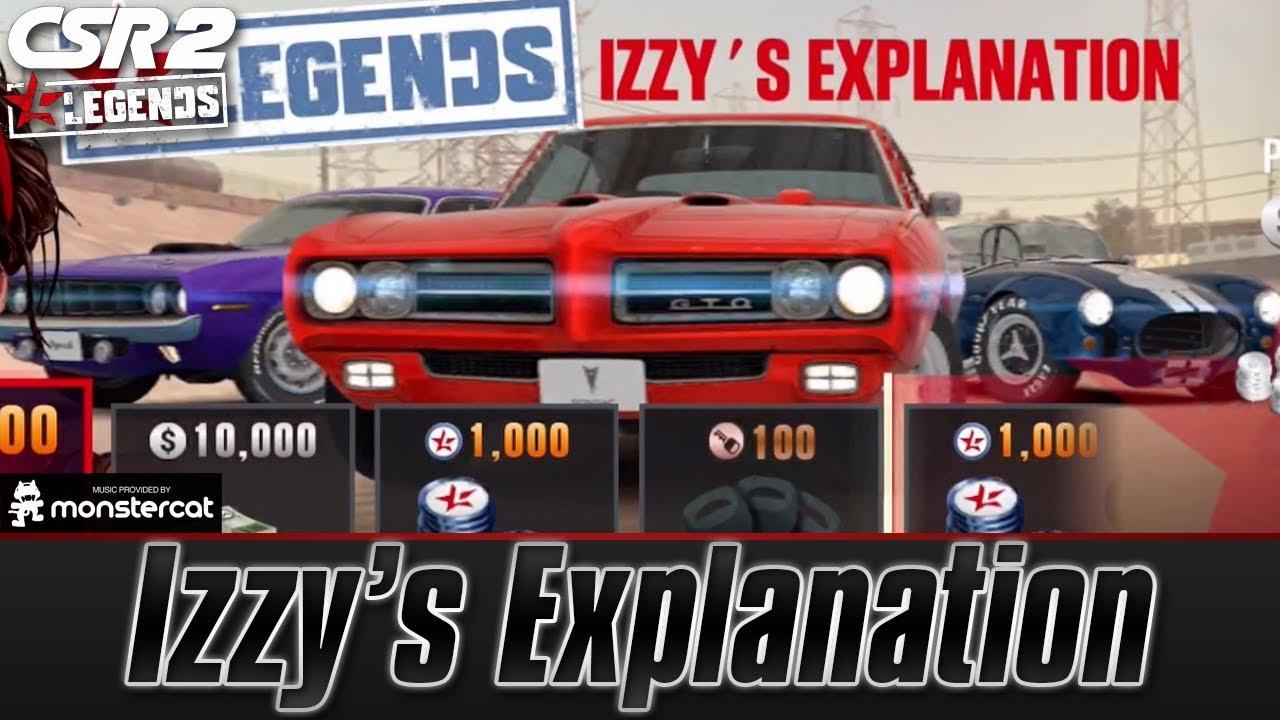 CSR Racing 2: CSR 2 Legends | Izzy's Explanation | Restoring The Corvette  (C3) ZR1