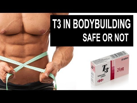 T3 in Bodybuilding Safe or Not | For Educational Purpose