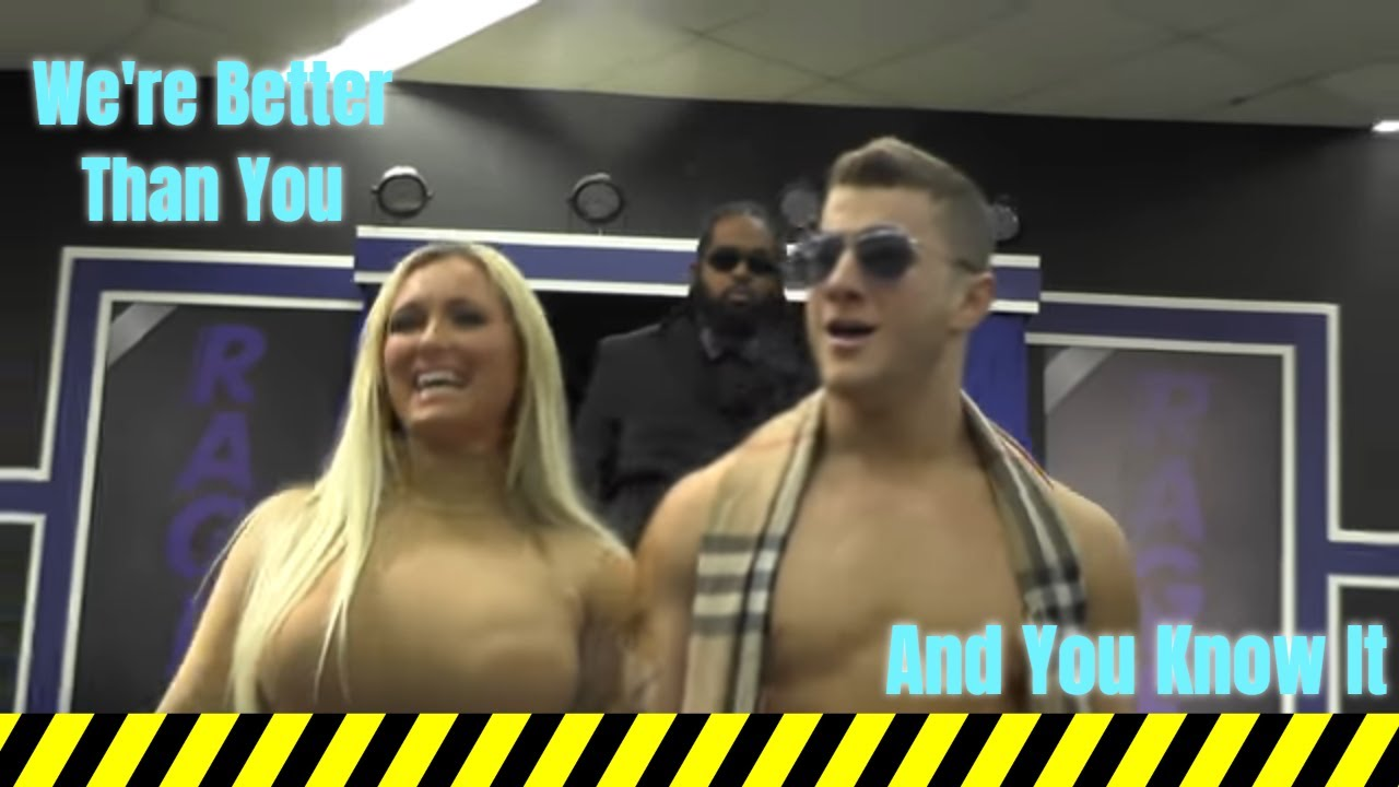 MCW SOCIAL MEDIA EXCLUSIVE MATCH - MICHIGAN MUSCLE VS. MJF ...