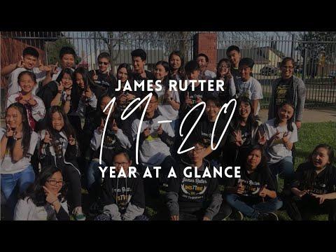 James Rutter Middle School 2019-2020 Montage