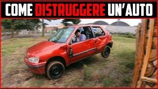 10 MODI ASSURDI per DISTRUGGERE UN' AUTO   CARM4GHEDDON   Puntata 9