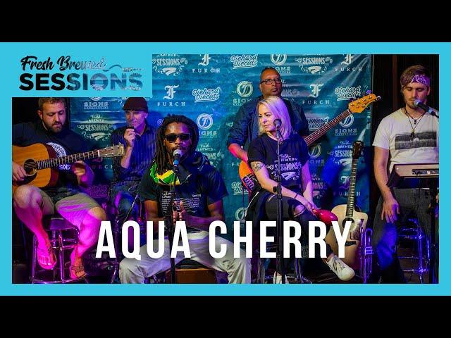 Fresh Brewed Sessions | Aqua Cherry | Mr Montauk