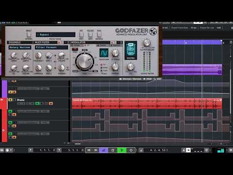 D16 Godfazer Advanced Modulation Plugin Demo