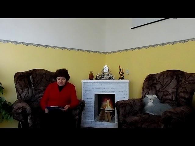 Светлана Мамедова читает произведение «Полевые цветы.» (Бунин Иван Алексеевич)