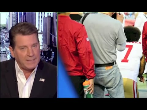 Fox News: Eric Bolling FREAKS OUT About Colin Kaepernick Protest