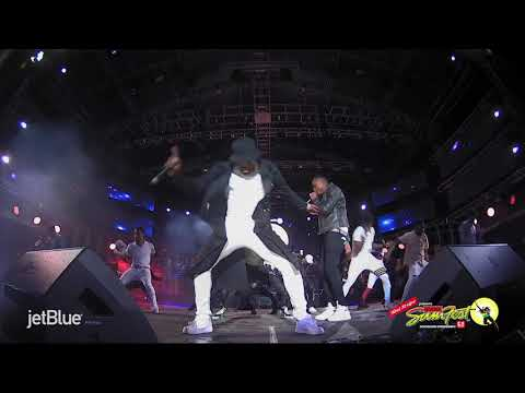 Reggae Sumfest 2018 - Ding Dong (Part 1 of 5)