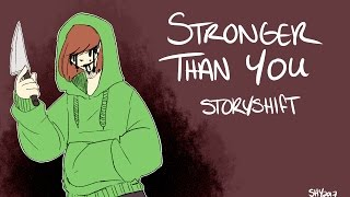 Shy Sings◆Stronger Than You{dark matter reacts ver.}【StoryShift】