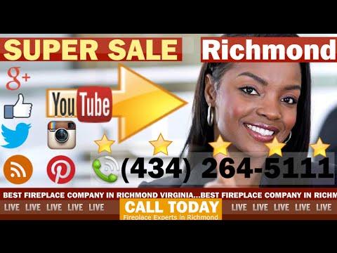 Fireplaces in Richmond Virginia (434) 264-5111 Richmond Fireplace Company