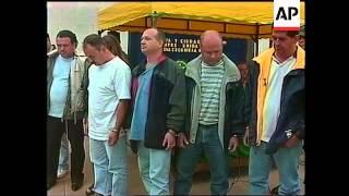 COLOMBIA: DRUG SMUGGLING INVESTIGATION